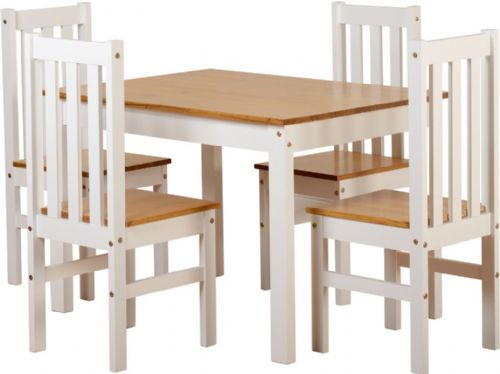 Classic 4 Seater Dining Set
